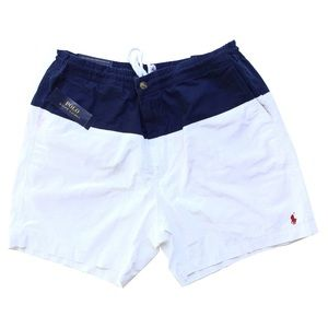 NWT Polo Ralph Lauren Cotton 4th of July Shorts